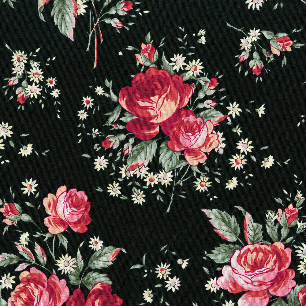 3497-001  JARDIN-MIDNIGHT ROSE