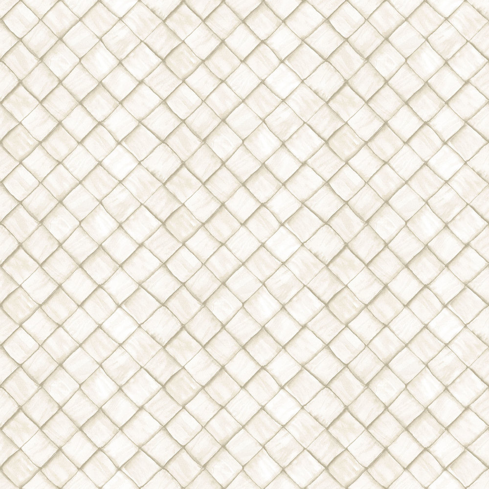 3561-002  BASKET WEAVE-NATURAL