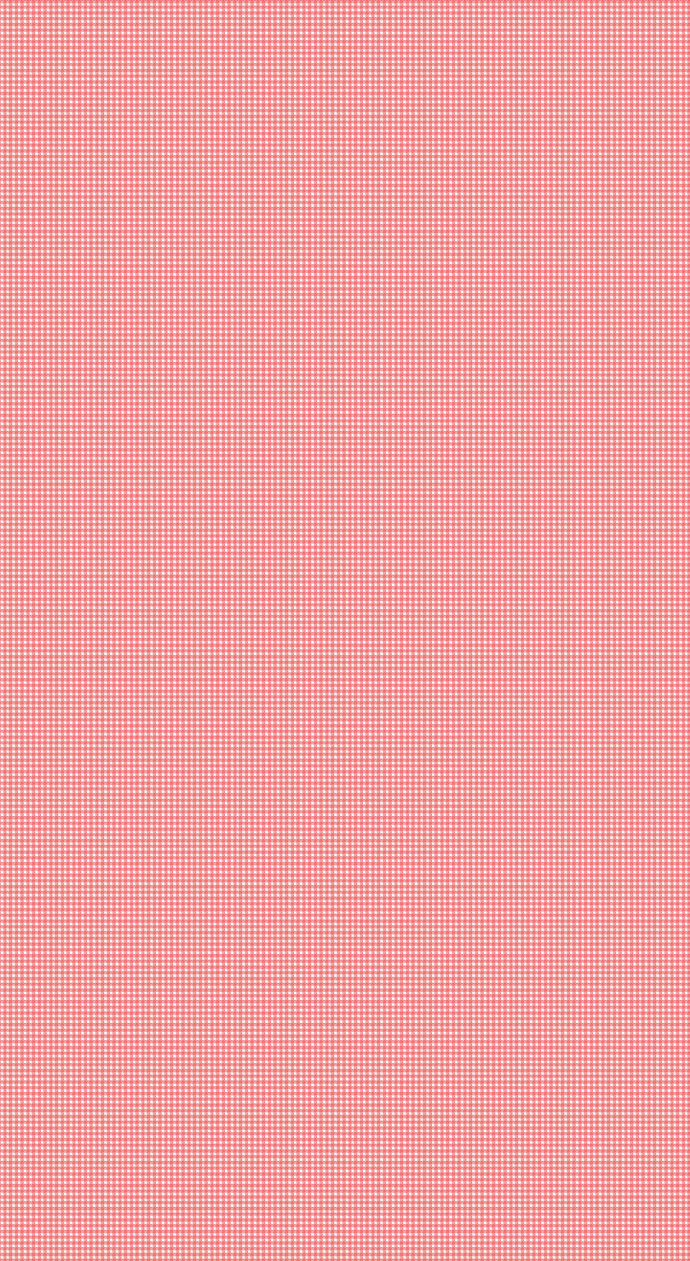 3524-001  GINGHAM-CORAL