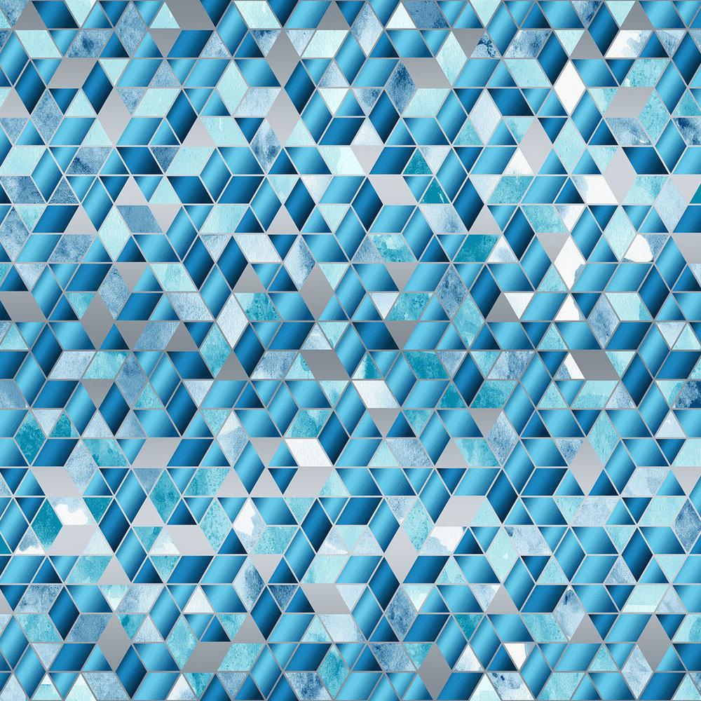 3534-001 SUGAR CRYSTAL-BLUEBERRY
