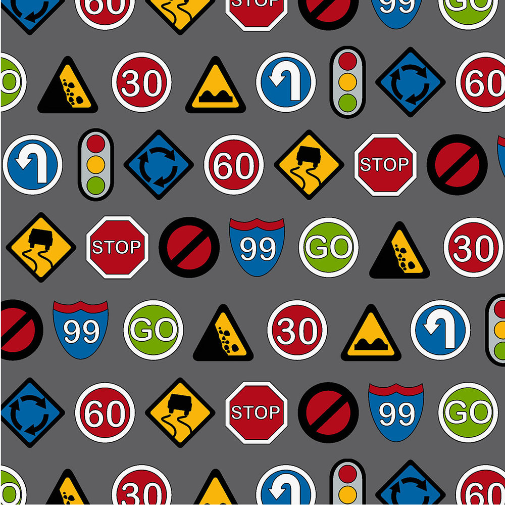 3405-002 SIGNS-GREY