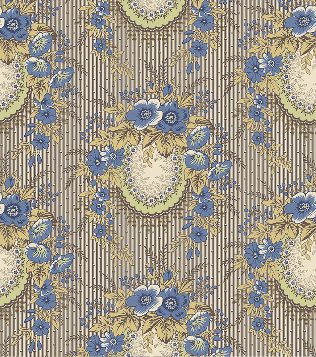 3547-002 - ANGELICA - DUSTY BLUE