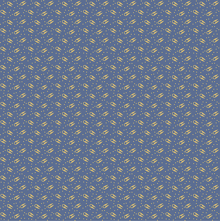 3549-001 - AVA - DUSTY BLUE