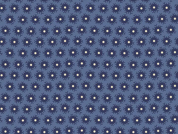 3550-002 - MIA - DUSTY BLUE