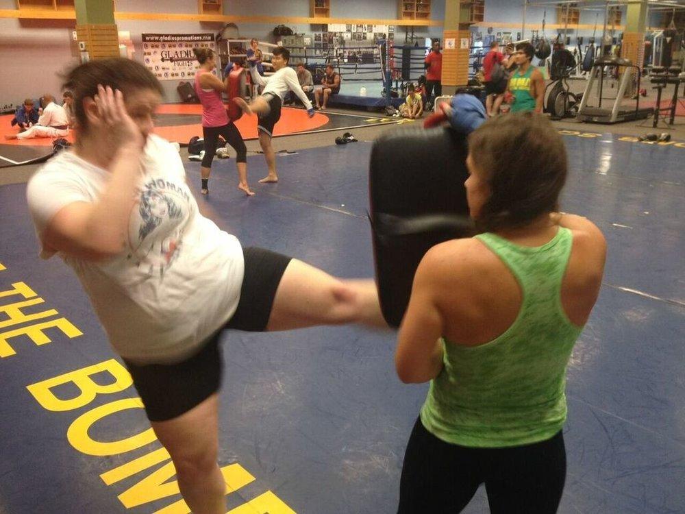 Kickboxing ithaca