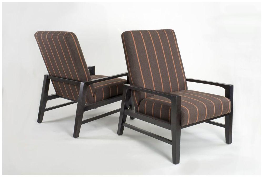 Custom Hotel Lounge Chairs