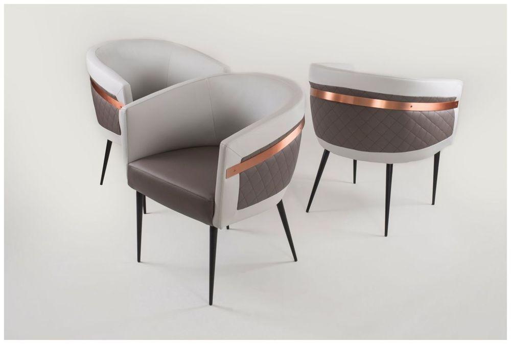 Custom Upholstered Restaurant Chairs