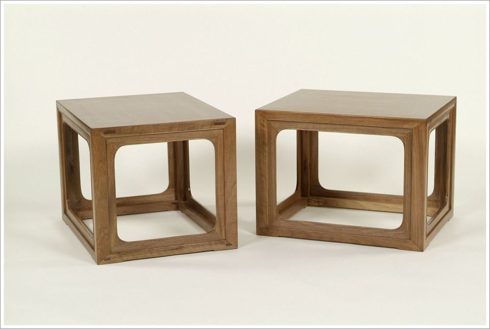 Custom Hotel End Tables