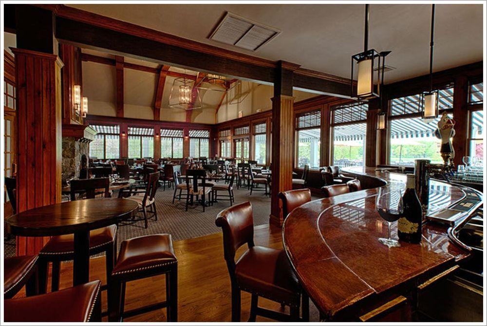 Custom Upholstered Bar and Restaurant Seating