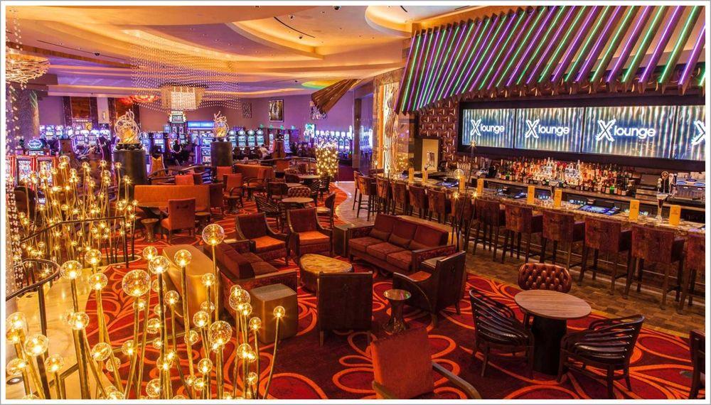 Custom Casino Furniture