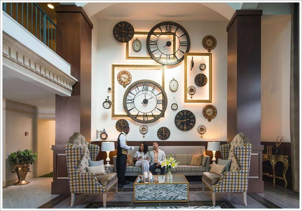 Custom Hotel Lobby Furnishings