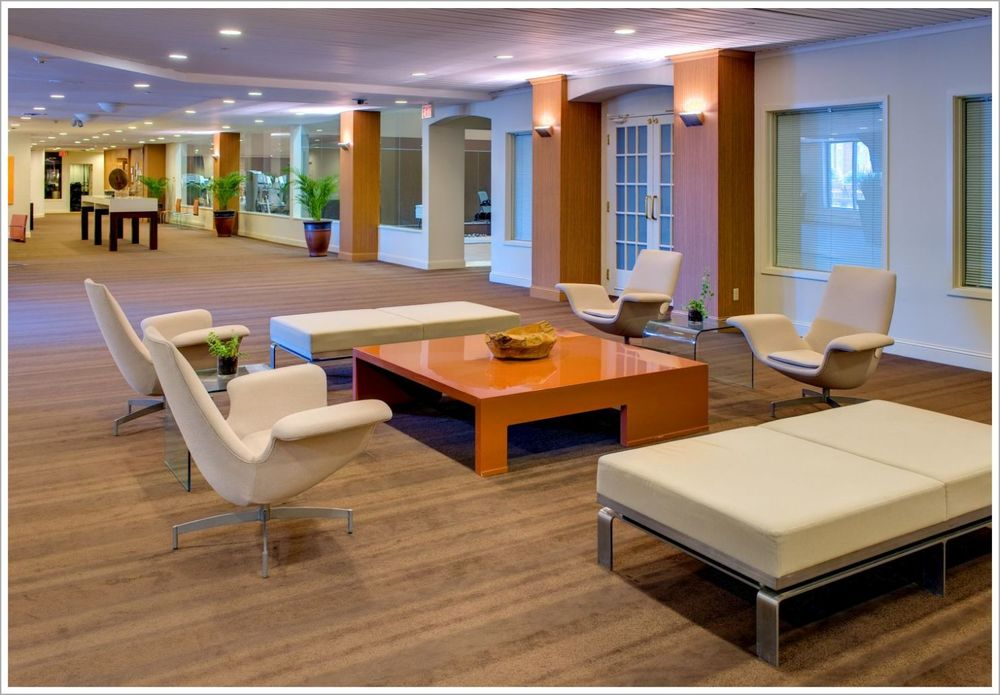Custom Hotel Lobby Furniture