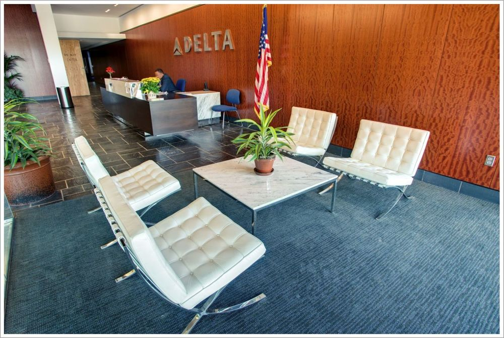 Custom Office Lobby Furniture