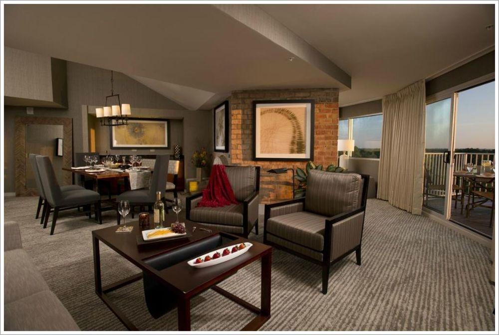 Custom Hotel Suite Furnishings
