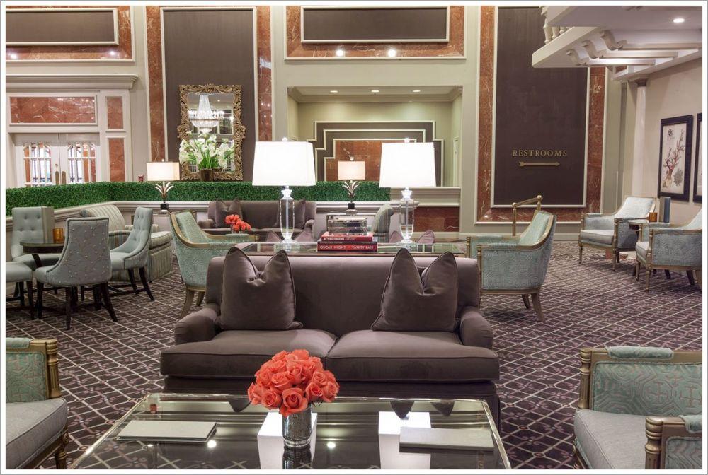 Custom Hotel Lobby Furniture Manufacturing