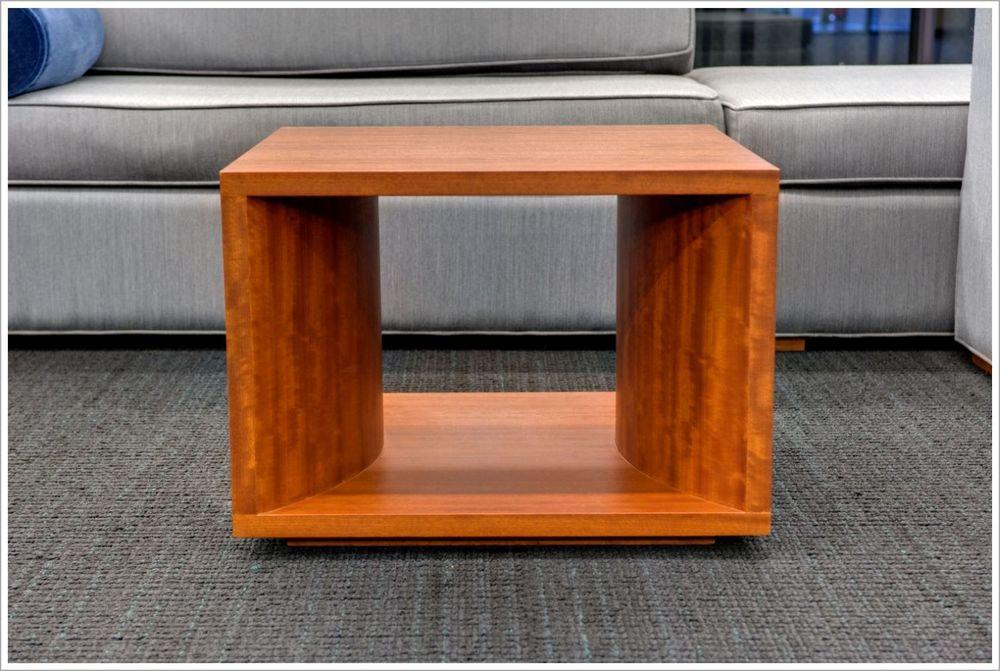 Custom Office Lobby Table