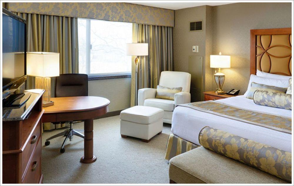 Custom Guest Room Casegoods