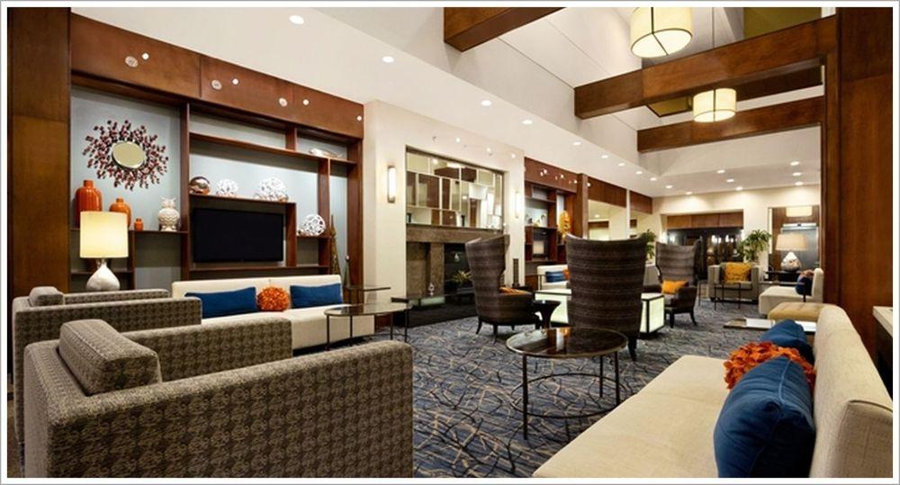 Custom Hotel Lobby Seating
