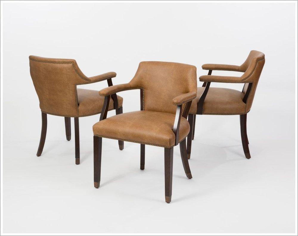 Custom Restaurant Armchairs
