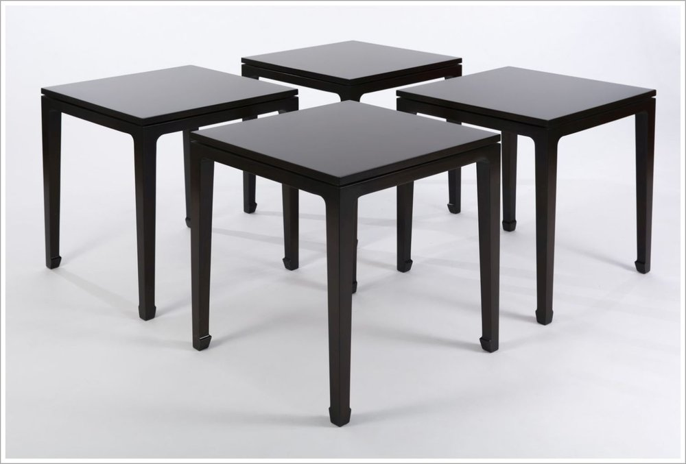 Custom Hospitality End Tables