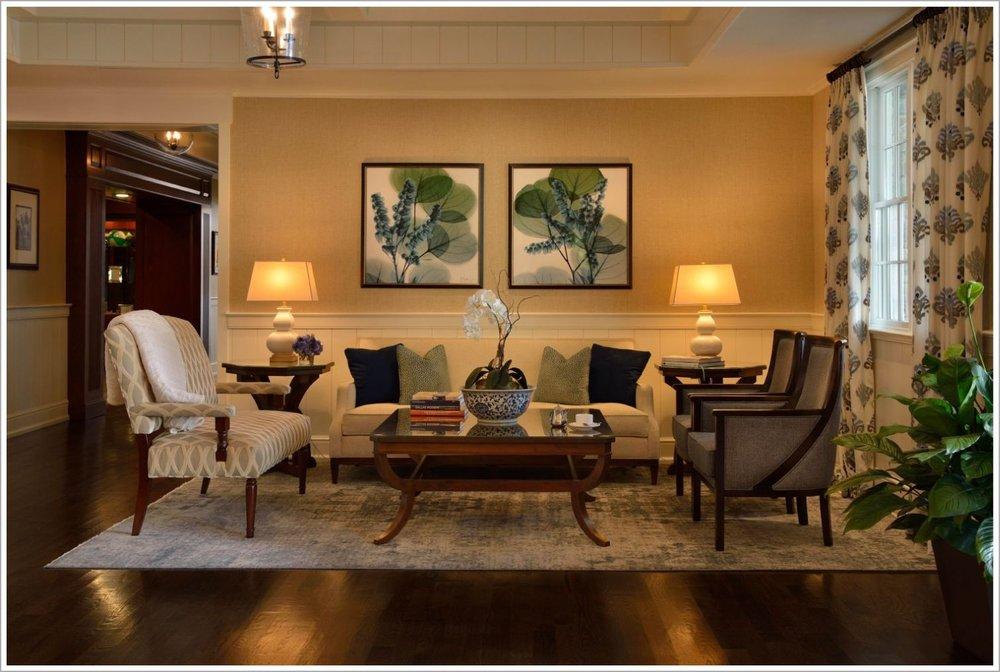 Custom Lobby Furniture