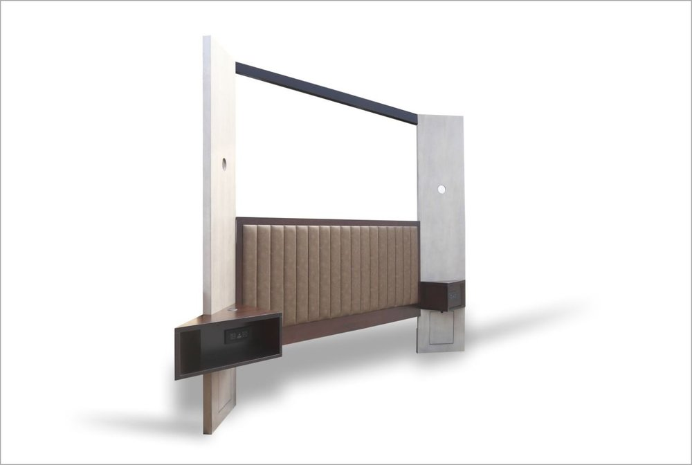 Custom Hospitality Headboard and Wall Panel System