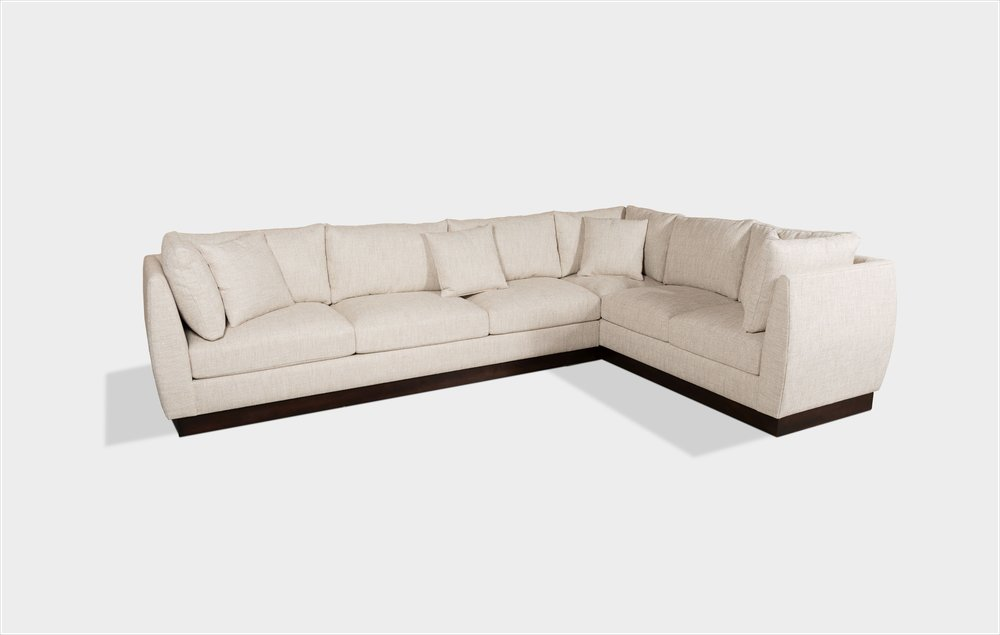 Custom L Shape Sofa