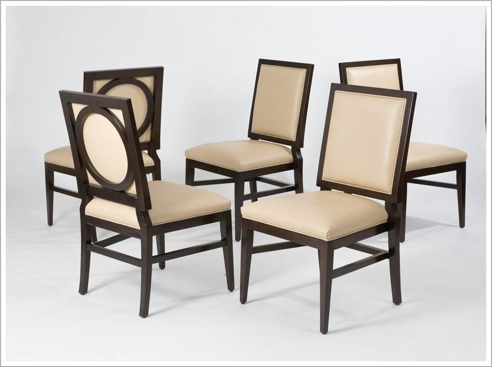Custom Restaurant Chairs