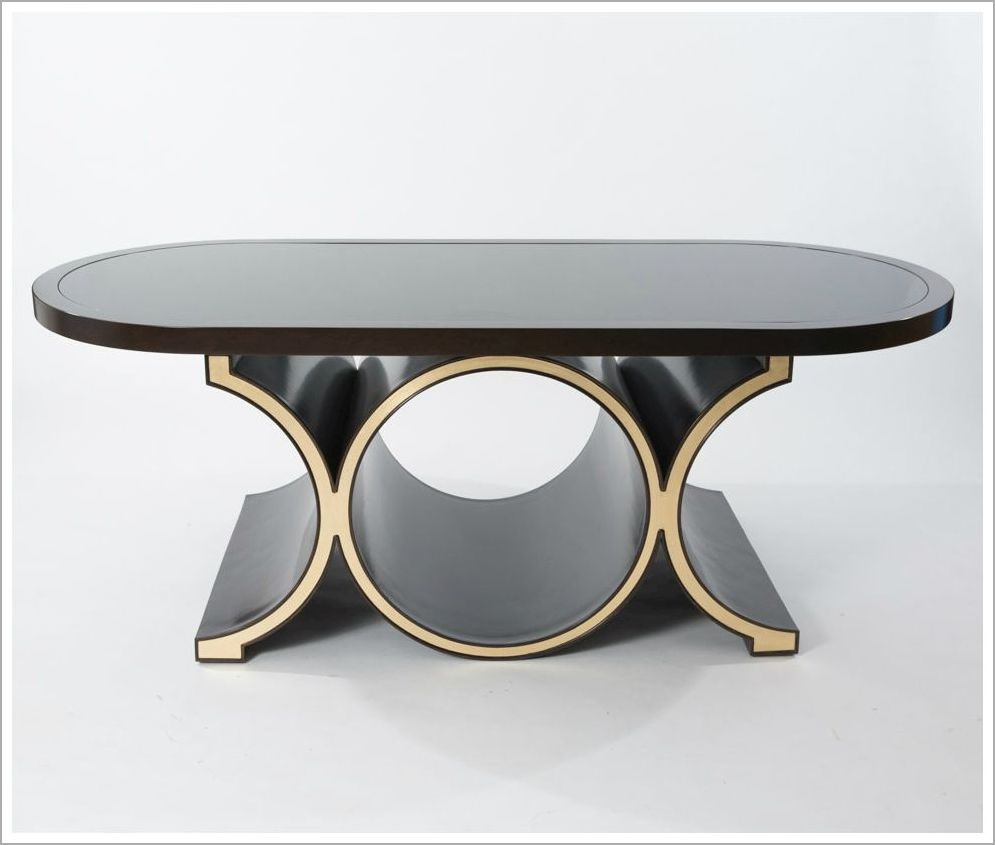 Custom Center Table