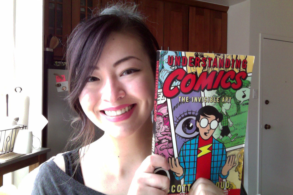 My dad gifted me Scott McCloud's Understanding Comics as a teenager. It's still one of my favorite books!