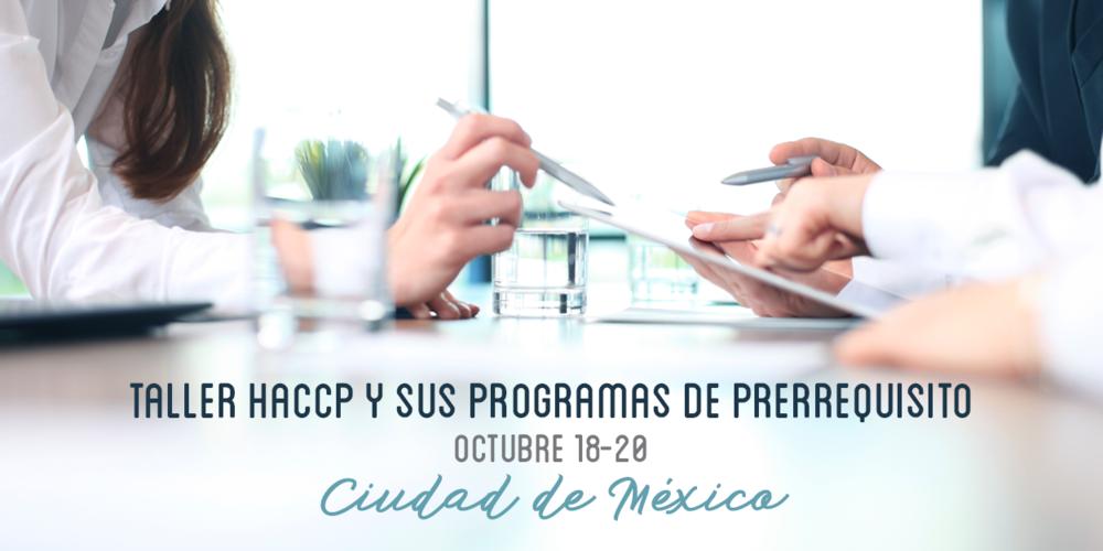 HACCP y sus Prerrequisitos Seminar.png
