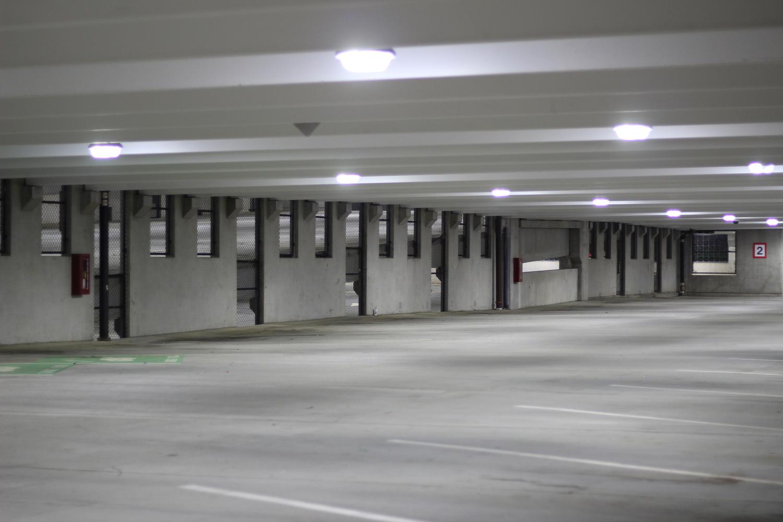 Led light technology led parking garage fixtures lighting the world through innovation arubaitofo Images