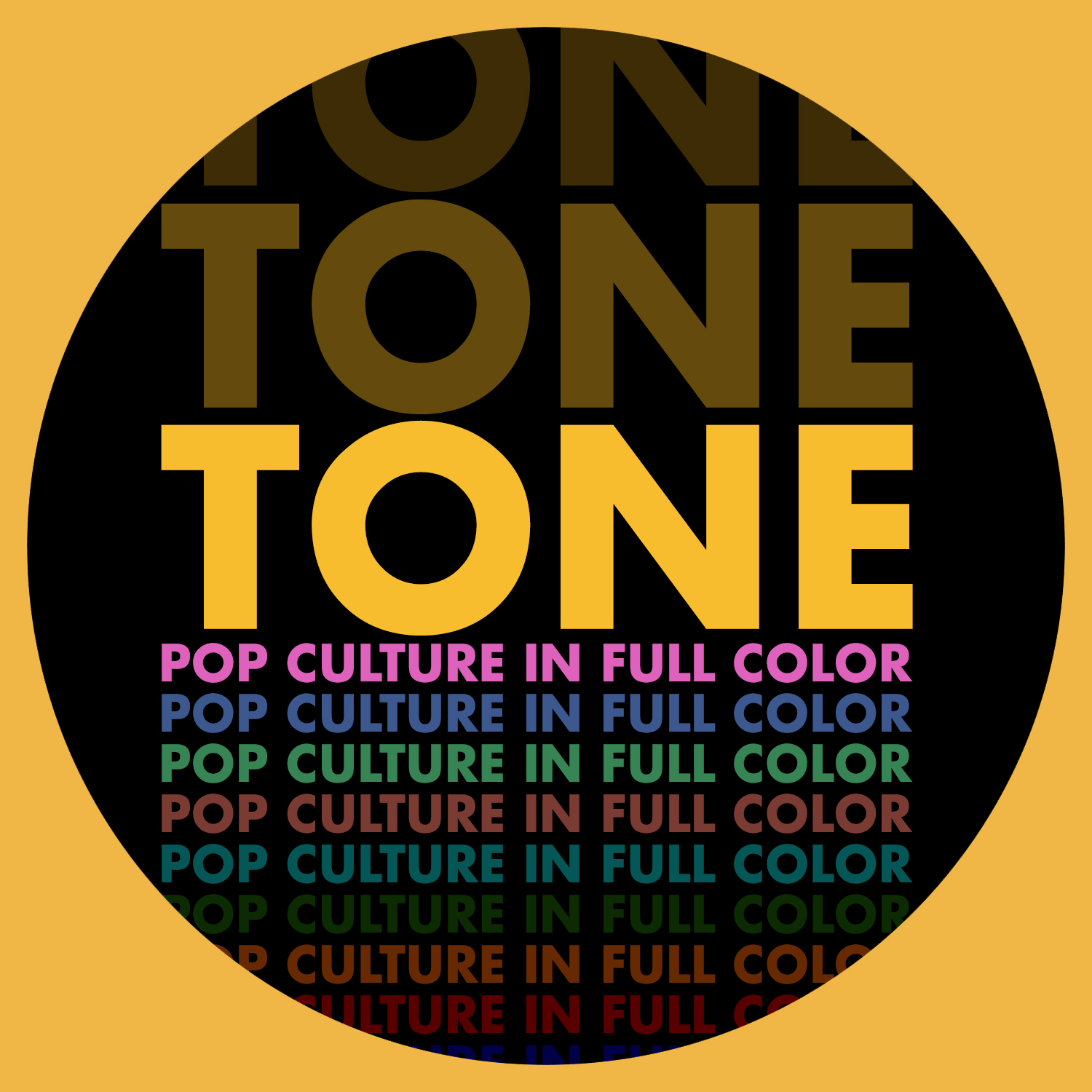 Pop Culture in Full Color: The Tone Podcast
