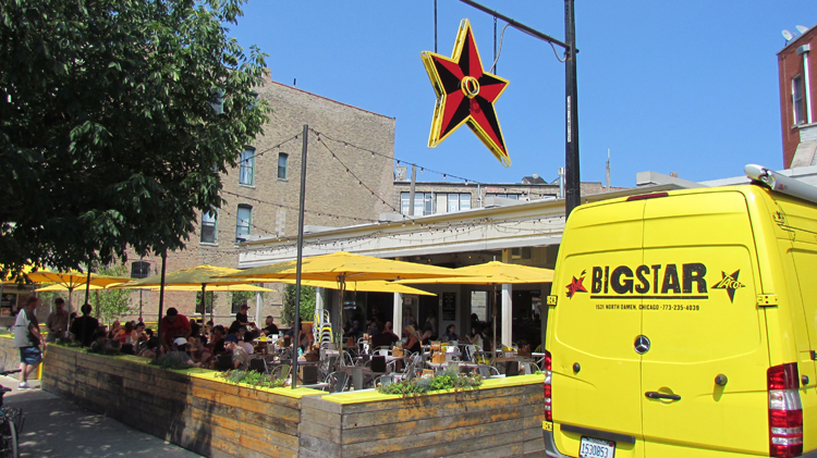 Wicker Park Outdoor Patios