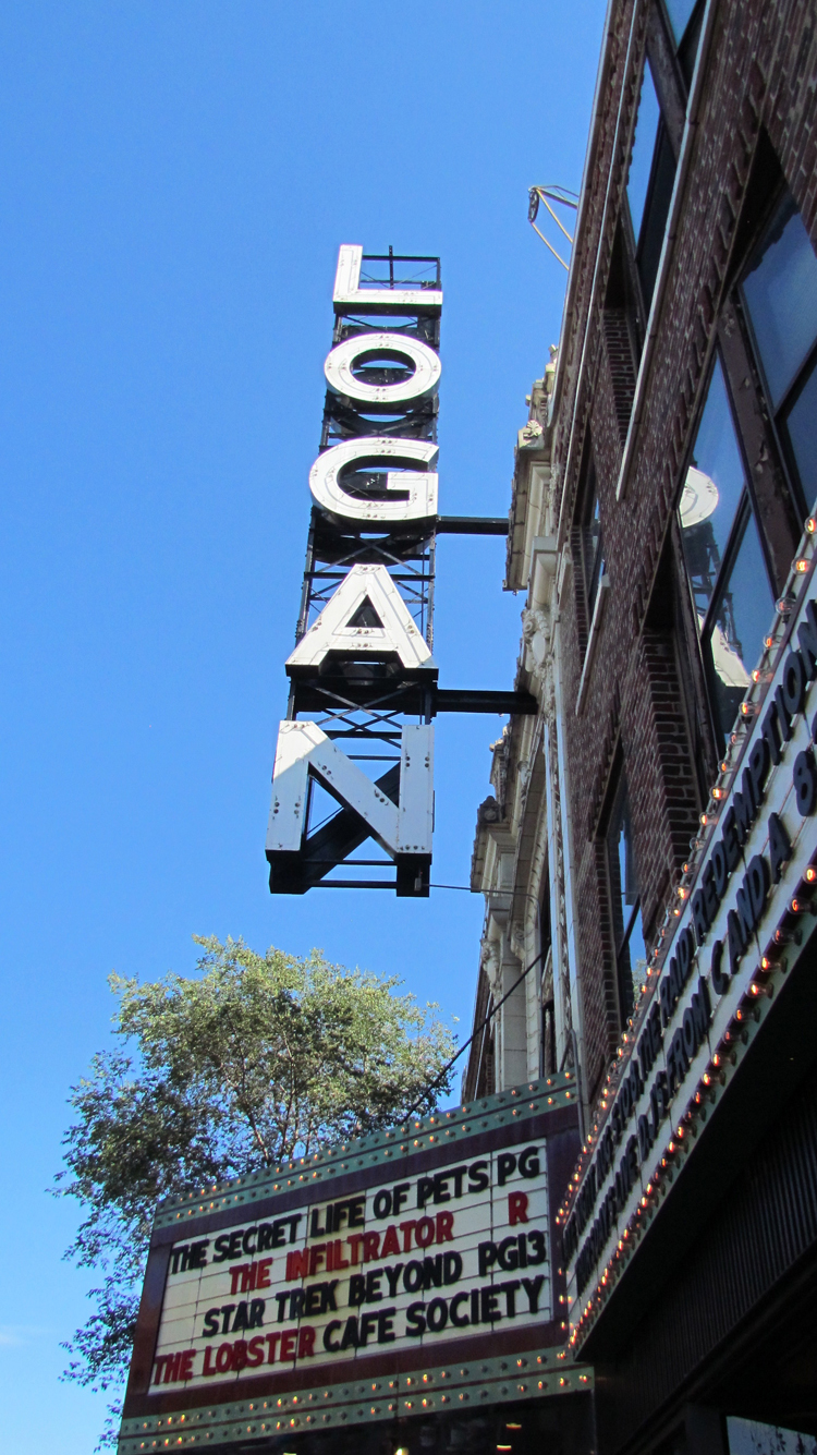 Logan Square Theatre
