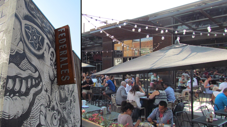 West Loop Outdoor Patios