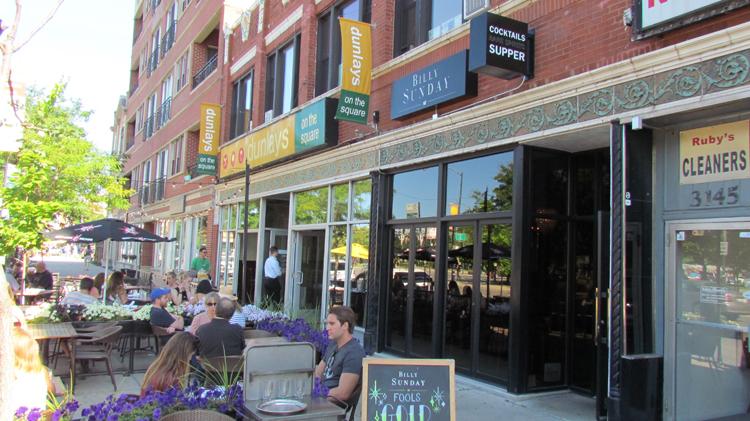 Logan Square Bars
