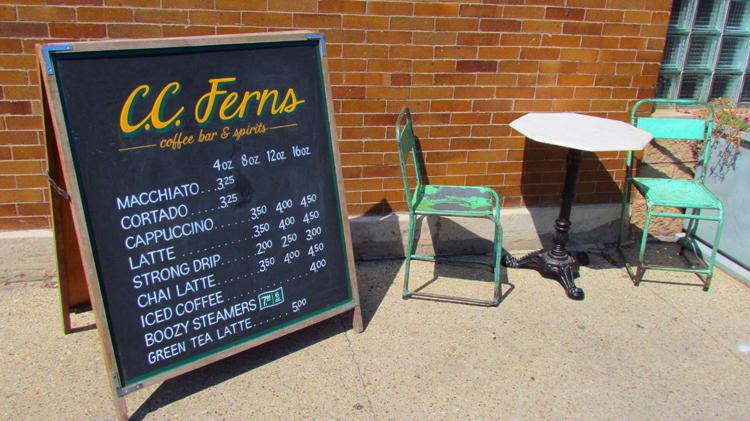 Humboldt Park Cafes