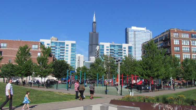 West Loop Parks and Playgrounds