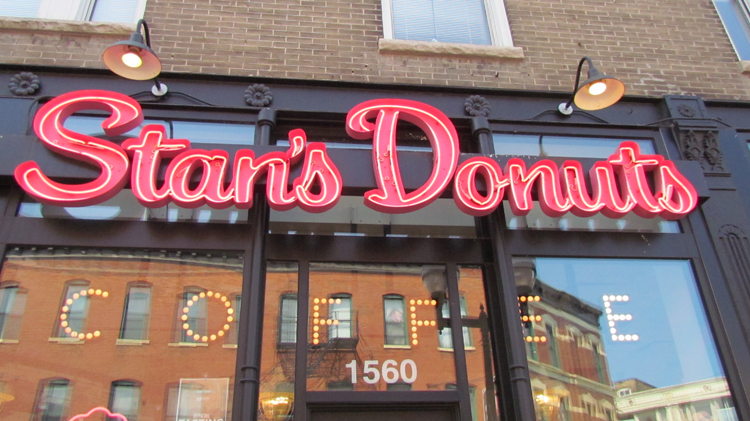 Wicker Park Donut Shop