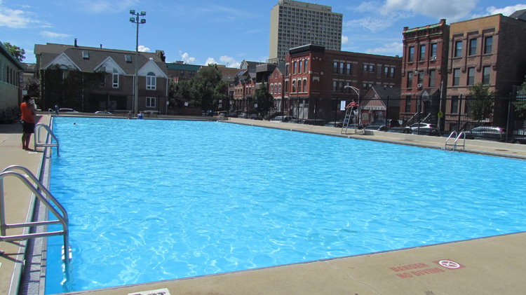 Pulaski Park Public Pool