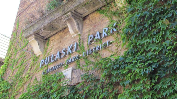 Pulaski Park Fieldhouse