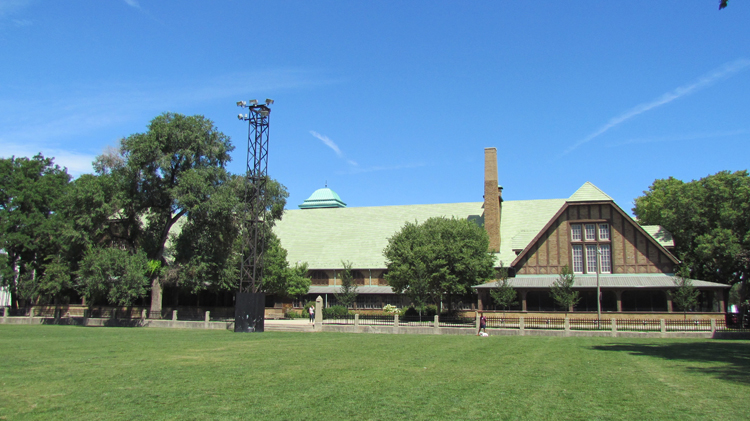 Pulaski Park Chicago Park