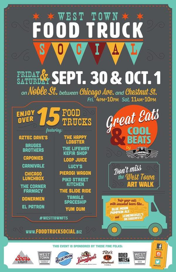 West Town Food Truck Social