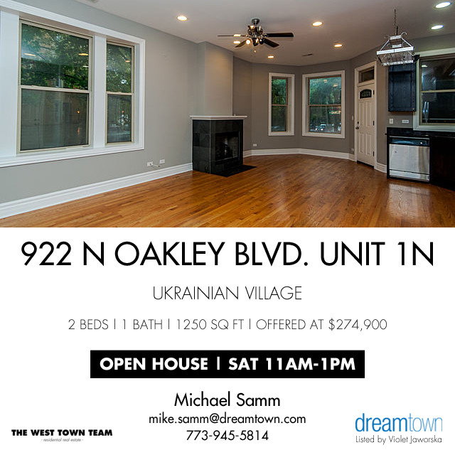 Ukrainian Village Open House