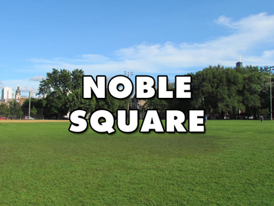Noble Square Real Estate Agent