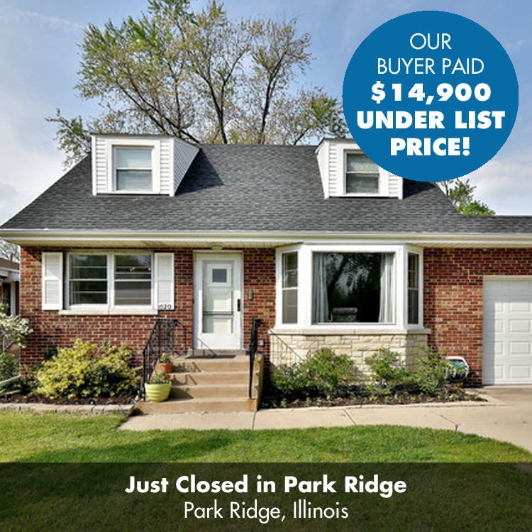 1020 W Talcott Rd , Park Ridge, Illinois 60068