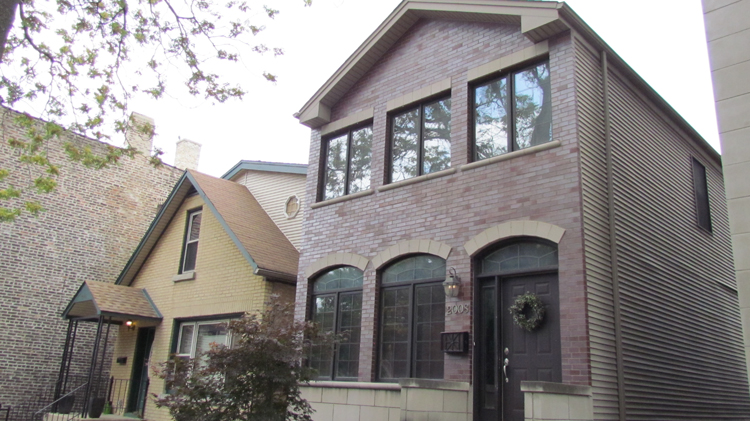 West Bucktown Homes For sale