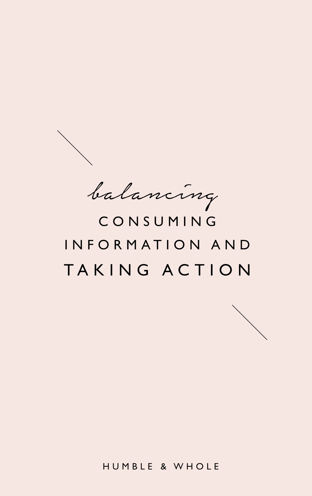 Wondering how to balance learning new things and still take action so that you can see progress as you build your business? We've got you covered! Click through to read our best tips for wisely managing your time for both learning and implementing!