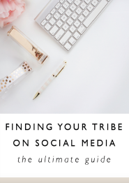 Finding Your Tribe on Social Media